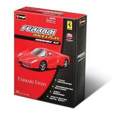Bburago 1:43 Diecast Ferrari Race & Play Assesmbly Kit (Styles May Vary)