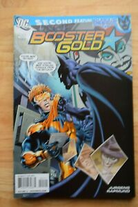 BOOSTER GOLD (2007) #21 (NM) JURGENS, BATMAN (DICK GRAYSON)