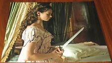 Lily James Signed 11x14 Pride & Prejudice & Zombies Cinderella Exact Proof