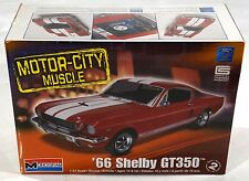 New Revell Monogram '66 Shelby Mustang GT350 Model Kit - 1:24 Scale
