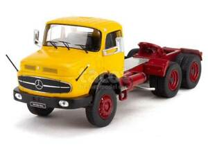 Mercedes LS 2624 Tracteur 1979 - IXO 1/43