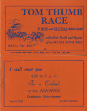 Tom Thumb Race