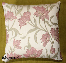 Double Sided Shabby Chic Elegant Cushion Cover John Lewis COLETTE Fabric 16""