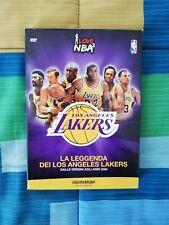 I Love Nba 2 L.A. Lakers dalle origini agli anni 2000 2 DVD Gazzetta dello sport