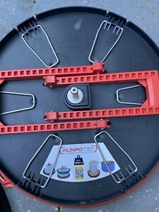 Runpotec X-BOARD XB 500 profi-cable roller 800kg – RUN10136