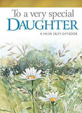 *** HELEN EXLEY - TO A VERY SPECIAL DAUGHTER GIFTBOOK *** NEW  AND SEALED ***