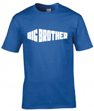 Big Brother T-Shirt Kids Baby Grow Brother Outfit Tee Top