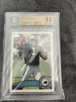 2011 Topps 200 Cam Newton RC Rookie BGS 9.5 GEM MINT