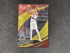 BLAZERS 06/10 HASSAN WHITESIDE GOLD COURTSIDE #276 2019-20 NBA SELECT🔥🔥