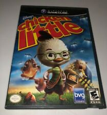Disney's Chicken Little (Nintendo GameCube, 2005)