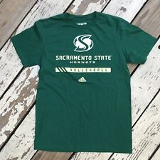 NCAA Sacramento State Hornets Indoor VOLLEYBALL • Men's ADIDAS T-Shirt SMALL