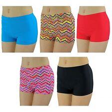 Damen Bikinihose Badeshorts Hotpants Schwimmshorts Sportbikini Badepants Shorts