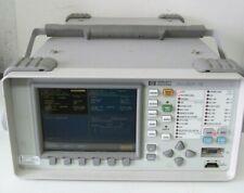 Hp Agilent Omniber 718 Communication Performance Analyzer 37718a