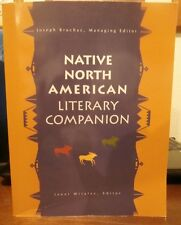 Native North American Indian Literary Companion Bruchac Witalec
