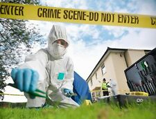 Crime Scene Tape CSI - 7 mètres Haute Résistance Réutilisable Fête Blague