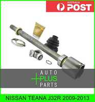 Fits NISSAN TEANA J32R 2009-2013 - INNER JOINT RIGHT 24X33X27