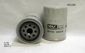 Wesfil Oil Filter WCO60