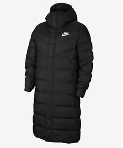 Nike Sportswear Men's Down Fill Long Parka Jacket CU0280 010