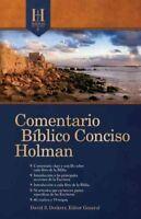 Comentario Biblico Conciso Holman / Holman Concise Bible Commentary, Hardcove...