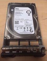 "Dell Server 1TB 7.2K 3.5"" SATA HDD & Caddy 9ZM173-036 ST1000NM0033 T4XNN"