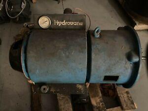 Hydrovane air compressor Pump Only model 715 PTO Compressor conversion project ?