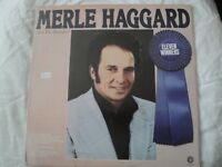 MERLE HAGGARD AND THE STRANGERS ELEVEN WINNERS VINYL LP 1978 CAPITOL RECORDS EX