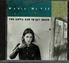 Maria McKee - You Gotta Sin to Get Saved - CD