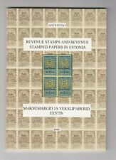 Catalogue Revenue Stamps and Revenue Papers in ESTONIA