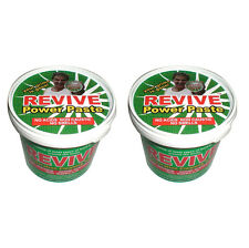 2 X Revive Power Paste Cleaning Ovens Cookers Hobs BBQ