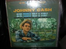 JOHNNY CASH now there was a song ( country ) stereo 2 eye