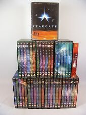 STARGATE SG-1 DVD BOXSETS SEASONS 1 - 8 **ALL COMPLETE IN GOOD CONDITION