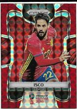 2018 Panini FIFA World Cup Red Mosaic Prizm (202) ISCO Spain