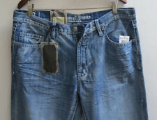 Request Jean 36 W x 32 Relaxed Double Flap Pocket Fit NWT