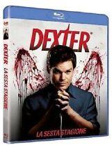 Blu Ray DEXTER - Stagione 06 - (Blu Ray 4 Dischi) ***Contenuti Speciale*** NUOVO