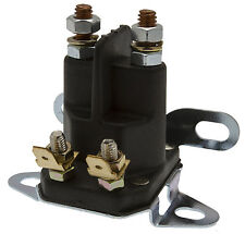 Universal Starter Solenoid Fits Many Lawn Tractors, Ride On, see listing
