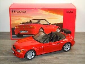 BMW Z3 Roadster - UT Models 1:18 in Box *50928