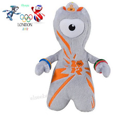 Official London 2012 Wenlock Cuddly Collectable 20cm Soft Mascot Toy Collectable