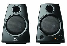 Logitech Z130 Multimedia 5W 2.0 Speakers Black - 980-000417