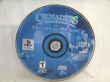 Crusaders of Might and Magic  - Disc only - PlayStation 1 (PSX)