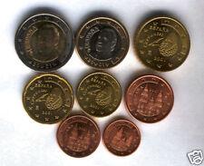 España serie comp circulacion Euro 2001 @@ 8 VALORES @@
