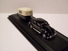 scarabeo VW Camper Trailer + Vetrina, Modello Power 1:87