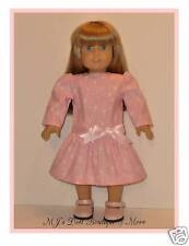 Pink Sparkles Party Dress fits American Girl Doll