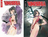 🔥 Vampirella #11 & #12 Comics - Peach Momoko Trade Variant Exclusives 🔥