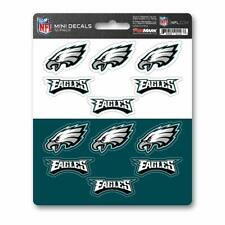 Philadelphia Eagles Mini Decals Stickers 12 Pack FAST USA SHIPPER