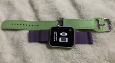 APPLE WATCH SERIES 7000 42 MM ALUMINUM Space Gray 2 non APPLE BANDS
