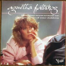ABBA - Agnetha Fältskog Vinyl 7''- Wrap Your Arms Around Me / Vogue – 101805 FR