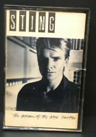 Vintage 1985 STING - the Dream of the New Turtles Rock Music Cassette Tape