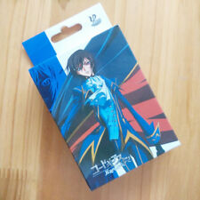 Code Geass Lelouch of the Rebellion Character Manga Art Playing Cards Poker