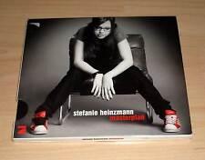 CD album-Stefanie Heinz Mann-Masterplan: My Man Is A Mean Man...