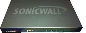 Sonicwall Pro 2040 Modelo 1RK0A-02A Firewall y Vpn Red Security Appliance #140